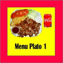 Menu Plato 1 Ternera